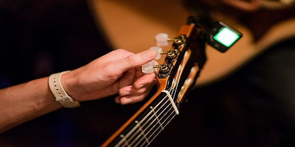 Peter McGrane Guitarist